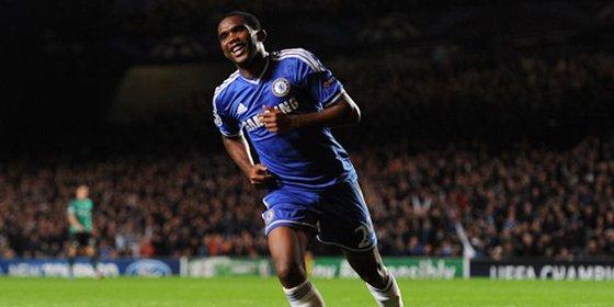 """Eto'o: """"Firme una temporada por el Chelsea, luego al Mallorca"""