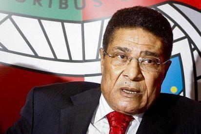 Eusebio, la 'Pantera Negra' del fútbol portugués, ha muerto a los 71 años