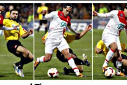 Cazaron el 'Tigre' Falcao como un conejo y lo dejan lesionado y fuera del Mundial