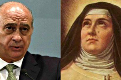 """Enric González (El Mundo) se cachondea de Fernández Díaz: """"Se ignora por el momento de qué asuntos concretos se ocupa Santa Teresa, ¿Sacyr y Panamá, tal vez?"""""""