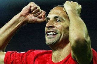 Ferdinand paseará desnudo si no le dan el Balón de Oro a Cristiano