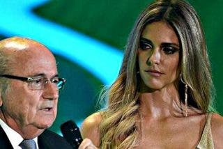 Los 'melones' de Fernanda Lima la convierten en la otra 'estrella' de la Gala del Balón de Oro