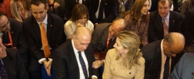 "Fernández Díaz: ""Santa Teresa, una importante intercesora para España"""