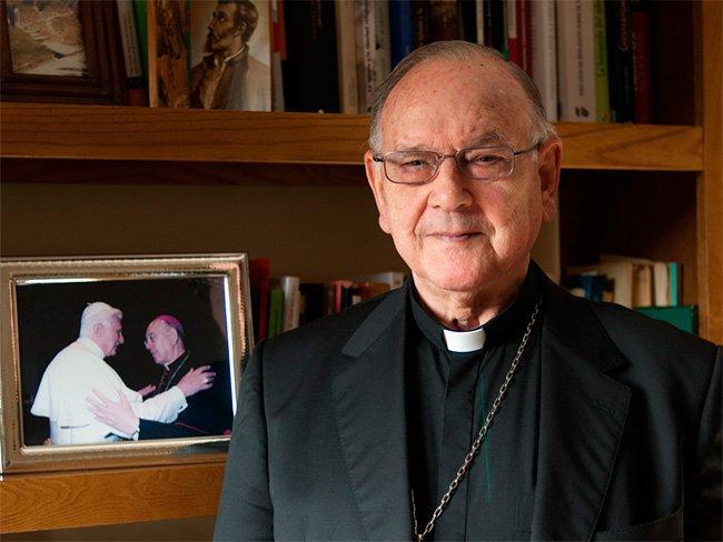 """""""El Papa debería plantearse si un cardenal así ayuda a la renovación"""""""