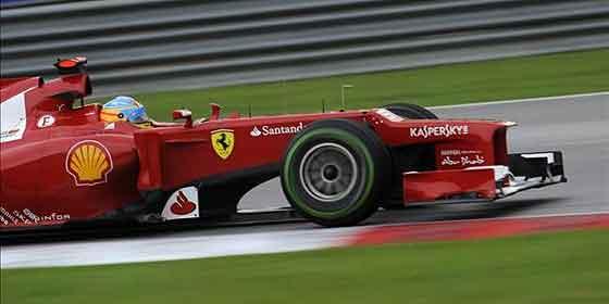 Los aficionados elegirán el nombre del Ferrari de Alonso