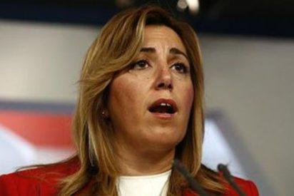 Susana Díaz, 'La Salvadora', visitará Cataluña para recordar su importancia dentro de España