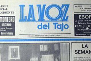 """La Voz del Tajo cumple 36 años y sigue editándose """"sin casarse con nadie"""""""