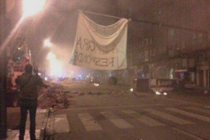 El Ayuntamiento de Burgos cede a la presión ciudadana y paraliza las obras en el barrio de Gamonal