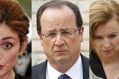 Un lío de faldas coloca al político a la cabeza de los amantes del trío sexual