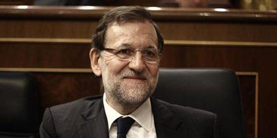 """Rajoy se llena de optimismo: """"lo peor de la crisis ha pasado"""""""