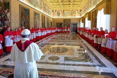 El Papa se retratará con el nombramiento de cardenales