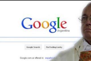 Francisco ya es la tercera persona más buscada a través de Google