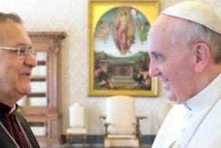 """El patriarca de Jerusalén cree que el viaje de Francisco a Tierra Santa """"tiene una dimensión política"""""""