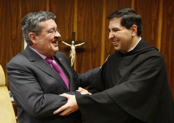 Convenio de la UPSA con la Fundación Cervantina San Agustín de Colombia