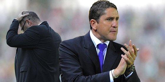 El Betis destituye a Garrido