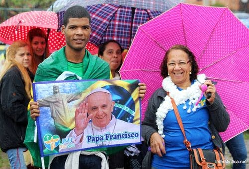 El Papa dona 5 millones de dólares para saldar el déficit de la JMJ