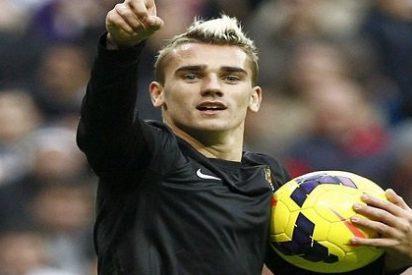 Mourinho pide a Griezmann