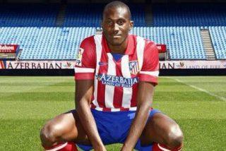 ... y la de un jugador del Atlético de Madrid