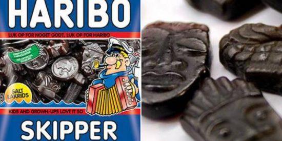 Retiran del mercado unas gominolas de regaliz porque dicen que son amargamente... racistas