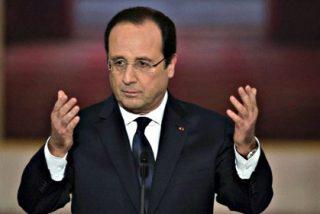 """François Hollande: """"¿Es aún Trierweiler la primera dama?... Lo privado, en privado"""""""
