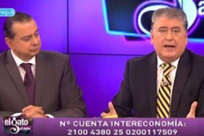 """Horcajo insiste en pasar la gorra: """"Si entienden que 'El País' cueste 1,5 €, ¿por qué no van a entender que les pida su colaboración?"""""""