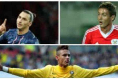 Neymar, Ibra y Matic, se disputarán el Premio Puskas