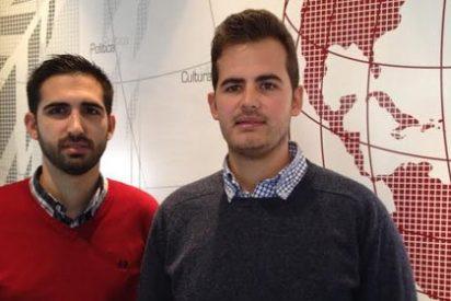 """Javi Iglesias y Luis García: """"'Diario Bernabéu' es un nuevo hogar para los madridistas"""""""