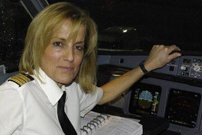 La primera comandante de largo radio de Iberia realiza su primer vuelo transoceánico