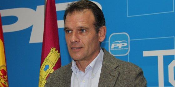 El PP critica que Page incrementa la deuda de Toledo 2,1 millones de euros más