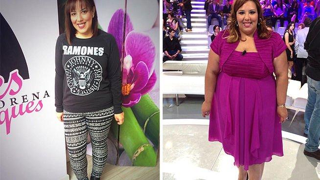 El brutal cambio de la polémica Lorena Edo (GH14): adelgaza 45 kilos y parece una modelo