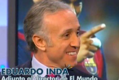 """El subdirector de 'Mundo Deportivo': """"A Eduardo Inda se le vincula en los círculos periodísticos a la voluntad e influencia de Florentino Pérez"""""""