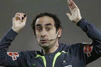"""""""La mayoría de los árbitros son del Real Madrid"""""""