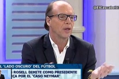 """Jaime González: """"Rosell no es un nacionalista pata negra y por eso el nacionalismo no ha sacado toda la trompetería para hablar de mano negra desde Madrid"""""""