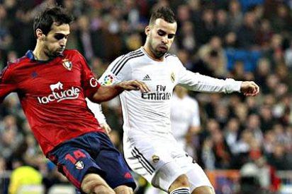 El Real Madrid gana 2-0 al Osasuna con un Modric imperial y un Jesé perforante