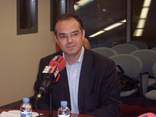 """CiU amenaza: Si el PP """"dilata el debate"""" se activará la Ley de Consultas"""