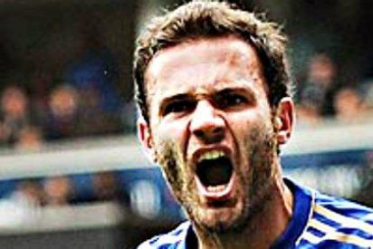 [VÍDEO] Tremendo cabreo de Mata con Mourinho por quitarlo en el Chelsea-Southampton