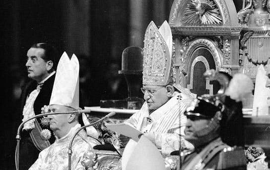 Más que un Papa, más que un Concilio