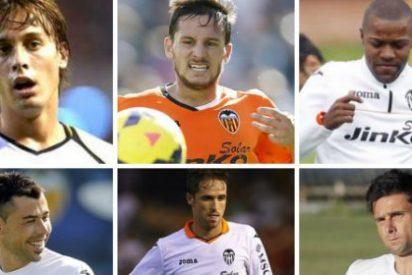El Valencia le niega hasta 6 cesiones al Betis