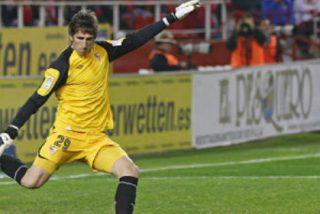El Almería pide al Sevilla su cesión