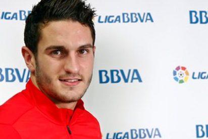 El Atlético de Madrid blinda a Koke