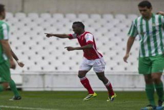 El Sevilla sigue de cerca a Koné