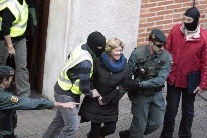 Dispersión del frente de cárceles de ETA: los ocho detenidos ingresan en cinco cárceles distintas
