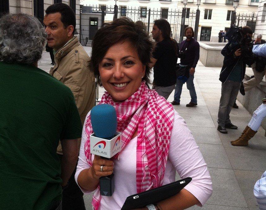Cristina Ónega, jefa de Nacional de los Telediarios, se cabrea y abandona TVE