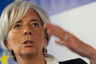 "Christine Lagarde: ""España casi ha vuelto a la situación anterior a la crisis"""