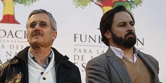 VOX, el nuevo partido de Santiago Abascal y Ortega Lara