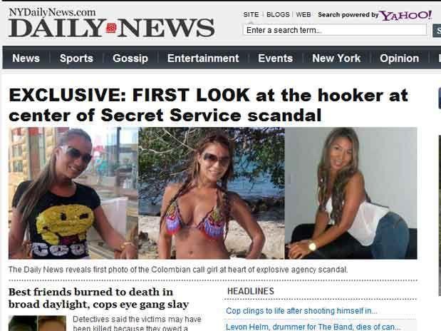 Los vicios colombianos de la DEA norteamericana: Travestis, sexo y SMS