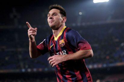 Leo Messi vuelve con el gatillo fácil y le pega dos 'tiros' al Getafe