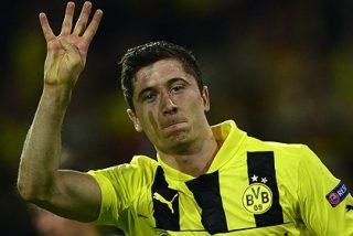 Lewandowski manda una carta a los aficionados del Borussia