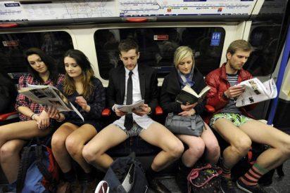 Los organizadores del 'Día sin Pantalones en el Metro' retrasan la convocatoria al 14 de enero de 2014