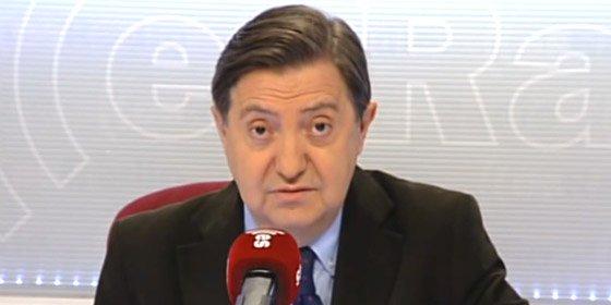 """Federico Jiménez Losantos: """"Lo que Rajoy tiene que hacer es repartir bofetadas y no miles de millones a Cataluña"""""""